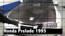 1995 Honda Prelude Si 2.3L 4 Cyl. Review
