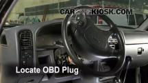 1995 Nissan Pickup XE 3.0L V6 Extended Cab Pickup Check Engine Light