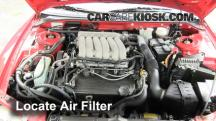 1996 Dodge Avenger ES 2.5L V6 Air Filter (Engine)