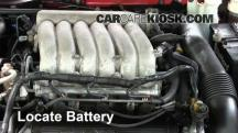 1996 Dodge Avenger ES 2.5L V6 Battery