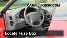 1996 Dodge Avenger ES 2.5L V6 Fuse (Interior)