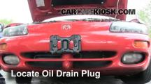 1996 Dodge Avenger ES 2.5L V6 Oil