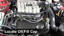 1996 Dodge Avenger ES 2.5L V6 Oil