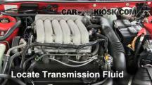 1996 Dodge Avenger ES 2.5L V6 Transmission Fluid