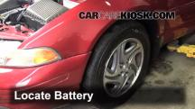 1996 Dodge Stratus ES 2.4L 4 Cyl. Battery