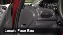 1996 Dodge Stratus ES 2.4L 4 Cyl. Fuse (Interior)