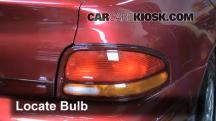 1996 Dodge Stratus ES 2.4L 4 Cyl. Lights