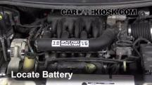 1996 Ford Windstar GL 3.8L V6 Battery