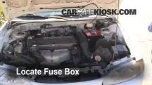 1996 Mitsubishi Eclipse RS 2.0L 4 Cyl. Fuse (Engine)