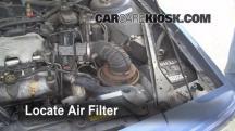 1996 Oldsmobile Cutlass Ciera 3.1L V6 Sedan Air Filter (Engine)