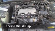 1996 Oldsmobile Cutlass Ciera 3.1L V6 Sedan Aceite