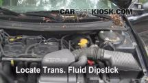 1996 Plymouth Breeze 2.0L 4 Cyl. Transmission Fluid