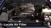 1996 Toyota T100 SR5 3.4L V6 Extended Cab Pickup Air Filter (Engine)