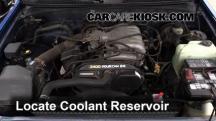 1996 Toyota T100 SR5 3.4L V6 Extended Cab Pickup Coolant (Antifreeze)
