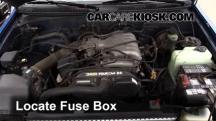 1996 Toyota T100 SR5 3.4L V6 Extended Cab Pickup Fuse (Engine)