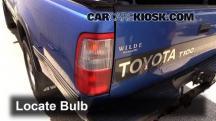 1996 Toyota T100 SR5 3.4L V6 Extended Cab Pickup Lights