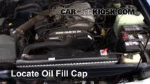 1996 Toyota T100 SR5 3.4L V6 Extended Cab Pickup Oil