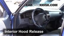 1996 Toyota T100 SR5 3.4L V6 Extended Cab Pickup Belts