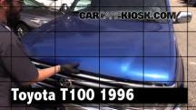 1996 Toyota T100 SR5 3.4L V6 Extended Cab Pickup Review