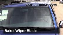 1996 Toyota T100 SR5 3.4L V6 Extended Cab Pickup Windshield Wiper Blade (Front)