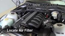 1997 BMW Z3 Roadster 2.8L 6 Cyl. Air Filter (Engine)