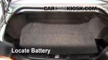 1997 BMW Z3 Roadster 2.8L 6 Cyl. Battery
