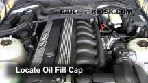 1997 BMW Z3 Roadster 2.8L 6 Cyl. Oil