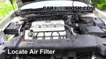 1997 Cadillac DeVille 4.6L V8 Sedan Air Filter (Engine)