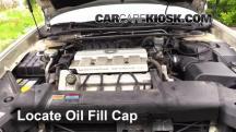 1997 Cadillac DeVille 4.6L V8 Sedan Aceite