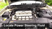 1997 Cadillac DeVille 4.6L V8 Sedan Power Steering Fluid