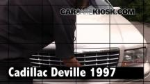 1997 Cadillac DeVille 4.6L V8 Sedan Review