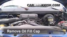 1997 Dodge Ram 2500 5.9L V8 Standard Cab Pickup Oil