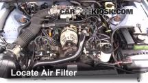 1997 Ford Thunderbird LX 4.6L V8 Air Filter (Engine)