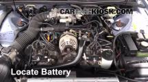 1997 Ford Thunderbird LX 4.6L V8 Battery