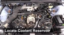 1997 Ford Thunderbird LX 4.6L V8 Fluid Leaks