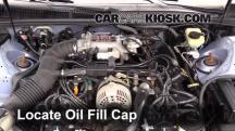 1997 Ford Thunderbird LX 4.6L V8 Aceite