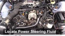 1997 Ford Thunderbird LX 4.6L V8 Power Steering Fluid