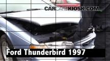 1997 Ford Thunderbird LX 4.6L V8 Review