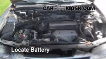 1997 Honda Accord LX 2.2L 4 Cyl. Sedan (4 Door) Battery