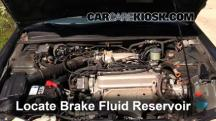 1997 Honda Accord LX 2.2L 4 Cyl. Sedan (4 Door) Brake Fluid