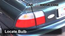 1997 Honda Accord LX 2.2L 4 Cyl. Sedan (4 Door) Luces