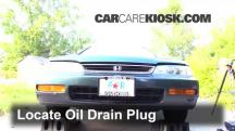1997 Honda Accord LX 2.2L 4 Cyl. Sedan (4 Door) Oil