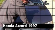 1997 Honda Accord LX 2.2L 4 Cyl. Sedan (4 Door) Review