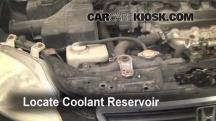 1997 Honda Civic LX 1.6L 4 Cyl. Coolant (Antifreeze)