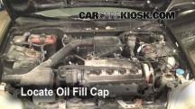 1997 Honda Civic LX 1.6L 4 Cyl. Oil