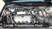 1997 Mercury Tracer LS 2.0L 4 Cyl. Sedan Transmission Fluid