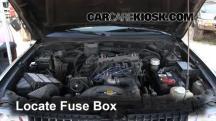 1997 Mitsubishi Montero Sport XLS 3.0L V6 Fuse (Engine)