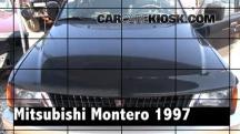 1997 Mitsubishi Montero Sport XLS 3.0L V6 Review