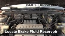 1997 Oldsmobile Aurora 4.0L V8 Brake Fluid