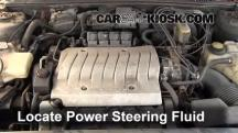 1997 Oldsmobile Aurora 4.0L V8 Power Steering Fluid